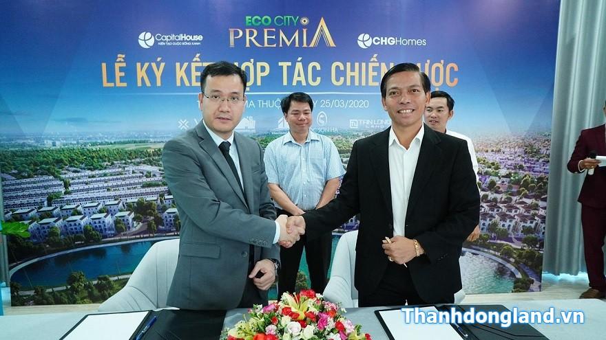 Thành Đồng trở thành đại lý phân phối dự án EcoCity Premia Buôn Ma Thuột